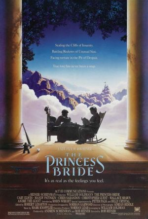 The Princess Bride Film (and Disc) Review