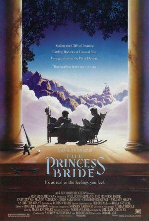 The Princess Bride Film (and Disc) Review