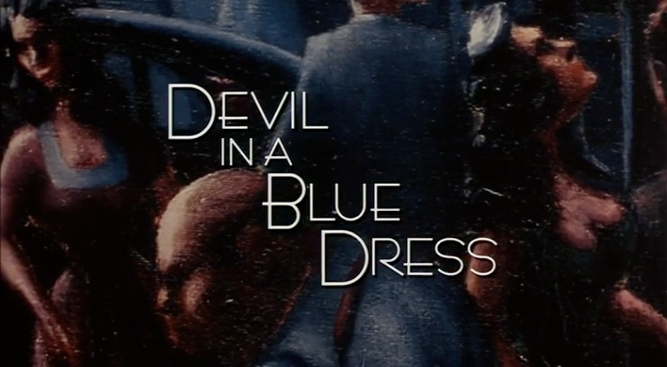 devil in a blue dress rhetorical