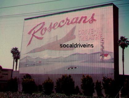 Rosecrans Drive-in