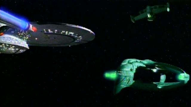 Star Trek:TNG Episode Review - The Defector (2/5)