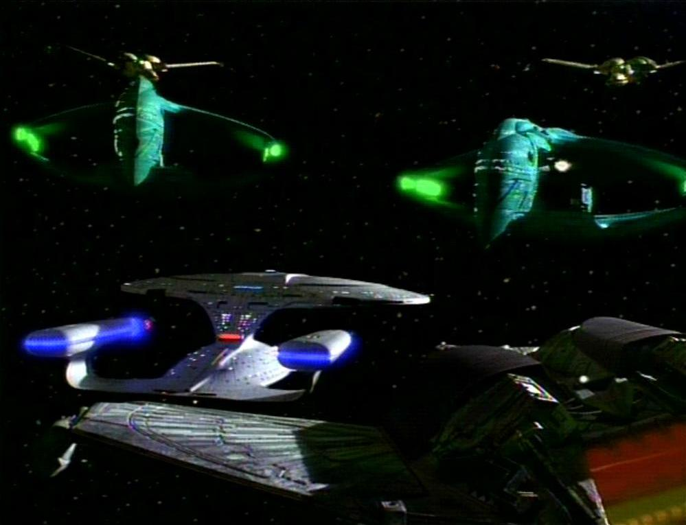 Star Trek:TNG Episode Review - The Defector (5/5)