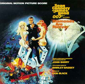 Diamonds Are Forever Soundtrack