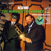Horn Meets Hornet Album Cover