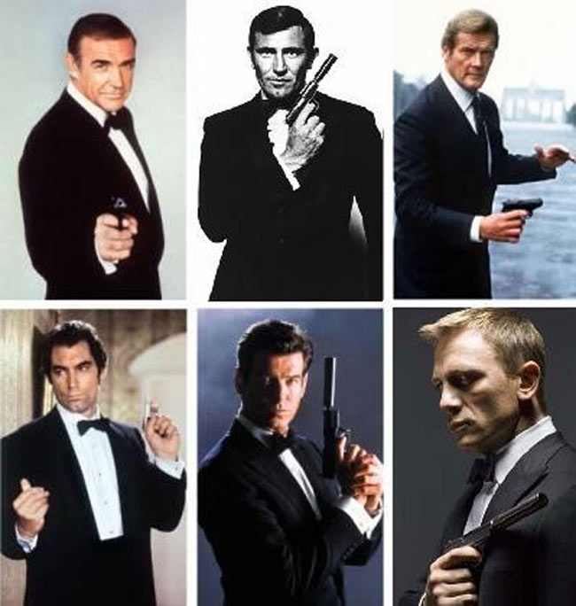 Ranking the Family of Bond   It Rains    You Get Wet