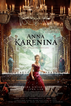 Guest Film Review - Joe Wright's Anna Karenina: The cost of desire and the value of authentic love. (1/3)