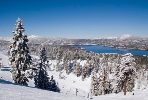 Snow Summit, Big Bear Lake