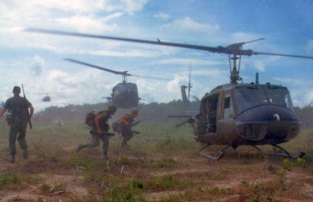 Huey in Vietnam