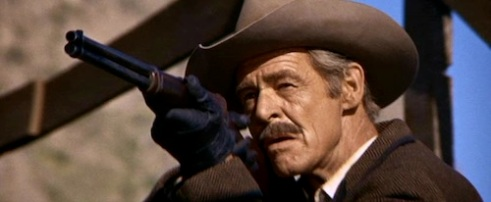 Robert Ryan as Thornton