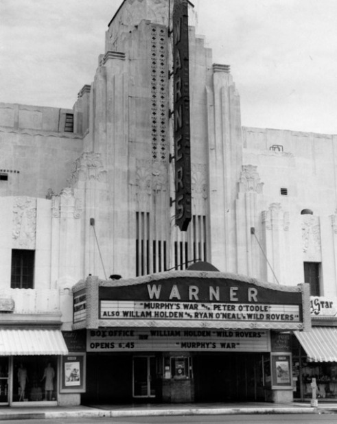 HP Warner Theatre