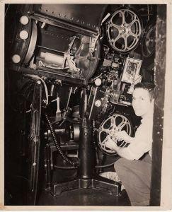 simplex arc projector
