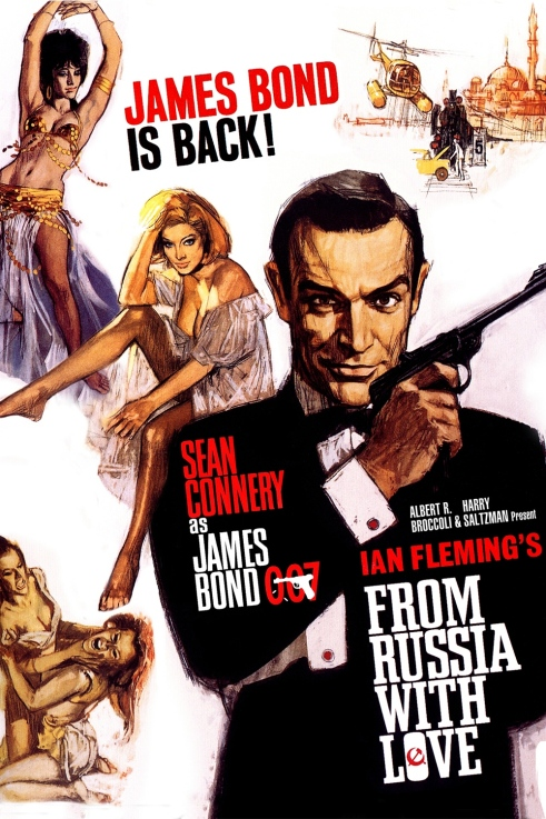 Bond - From Russia With Love v3