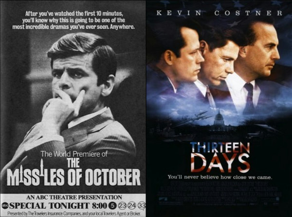 leadership in the movie thirteen days The art of leadership lecture time: friday 3:30 pm - 6:15 pm venue: lsb lt2 instructor: choy chi-keung 蔡子強 tel no  movie appreciation: thirteen days.