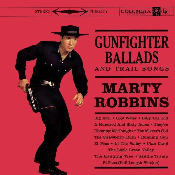 Reprise: Friday Forgotten Song: Marty Robbins' El Paso | It
