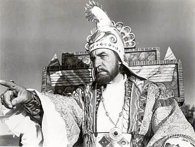 Xerxes 300 Spartans 1962