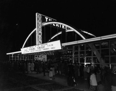 baldwin theater ext