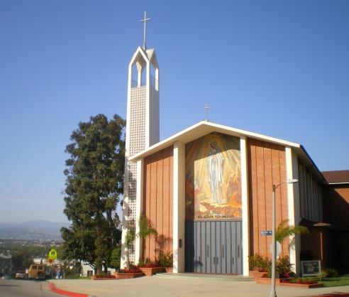 St._Bernadette_Catholic_Church,_Baldwin_Hills