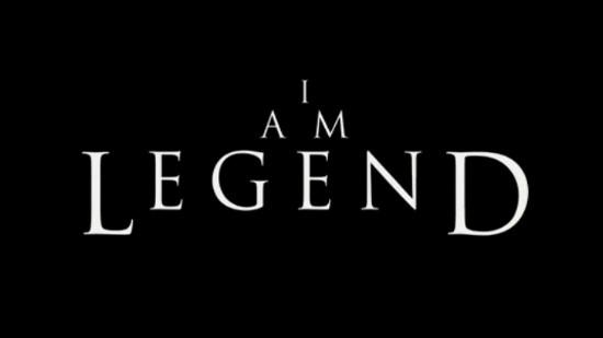 title i am legend  I Am Legend Title
