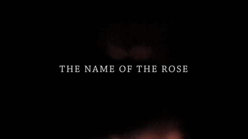 name of the rose title