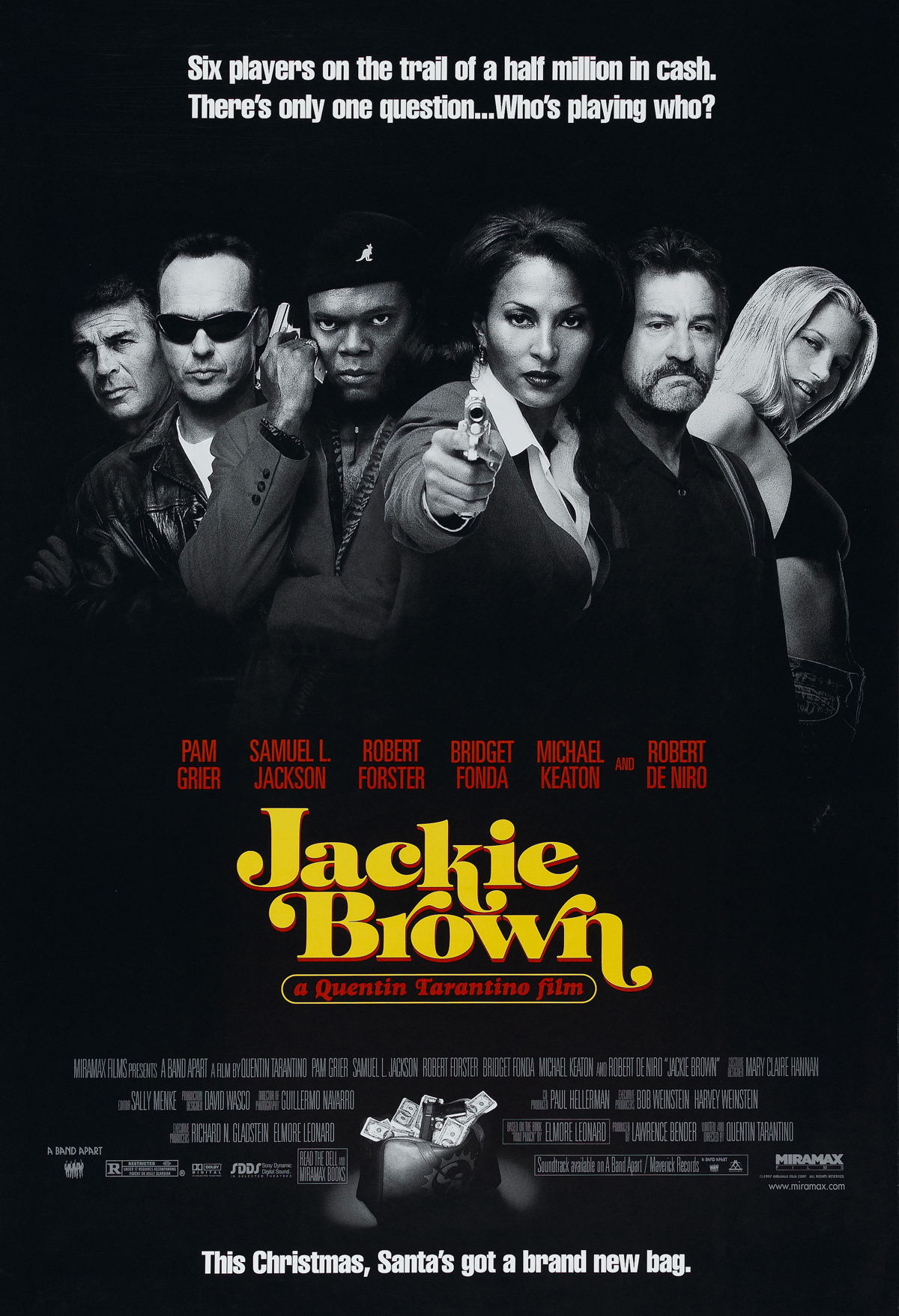 Scene & Song Jackie Brown and Strawberry Letter 23