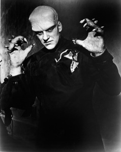 James Arness As 'The Thing'