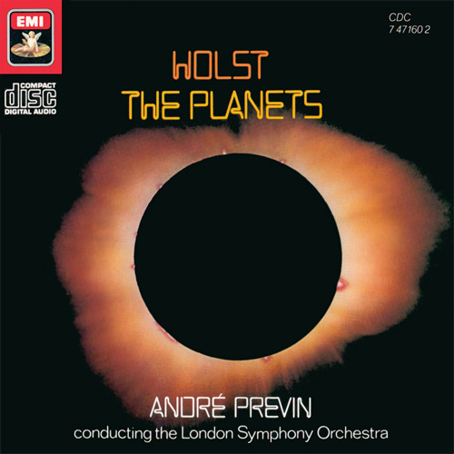 Holst The Planets Album Cover (page 2) - Pics about space