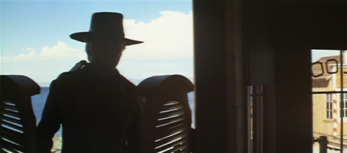 The Stranger, High Plains Drifter