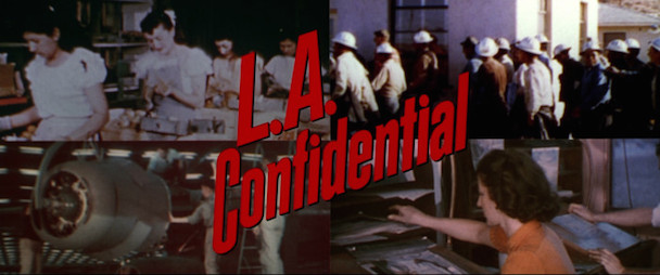 contrasting atmosphere between la confidential the The likelihood of a given movie these days being based on a book or a short story or some other extra-cinematic source is pretty high these days.