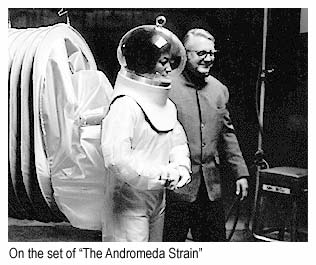an analysis of andromeda strain a movie by robert wise Robert wise's the andromeda strain works reasonably well as science fiction,  but i don't want to approach it in a fiction mood today.