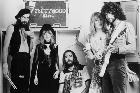 Oh, I don't know. Maybe Fleetwood Mac?