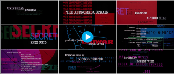art of the title - the andromeda strain