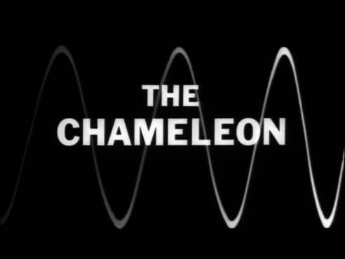 Title Card - The Chameleon