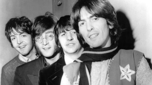 The Beatles - 1968 (Photo courtesy: CEA/Cache Agency)