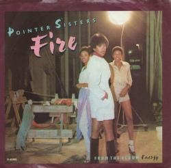 Fire - Pointer Sisters