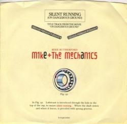 silent running - mike and the mechanics
