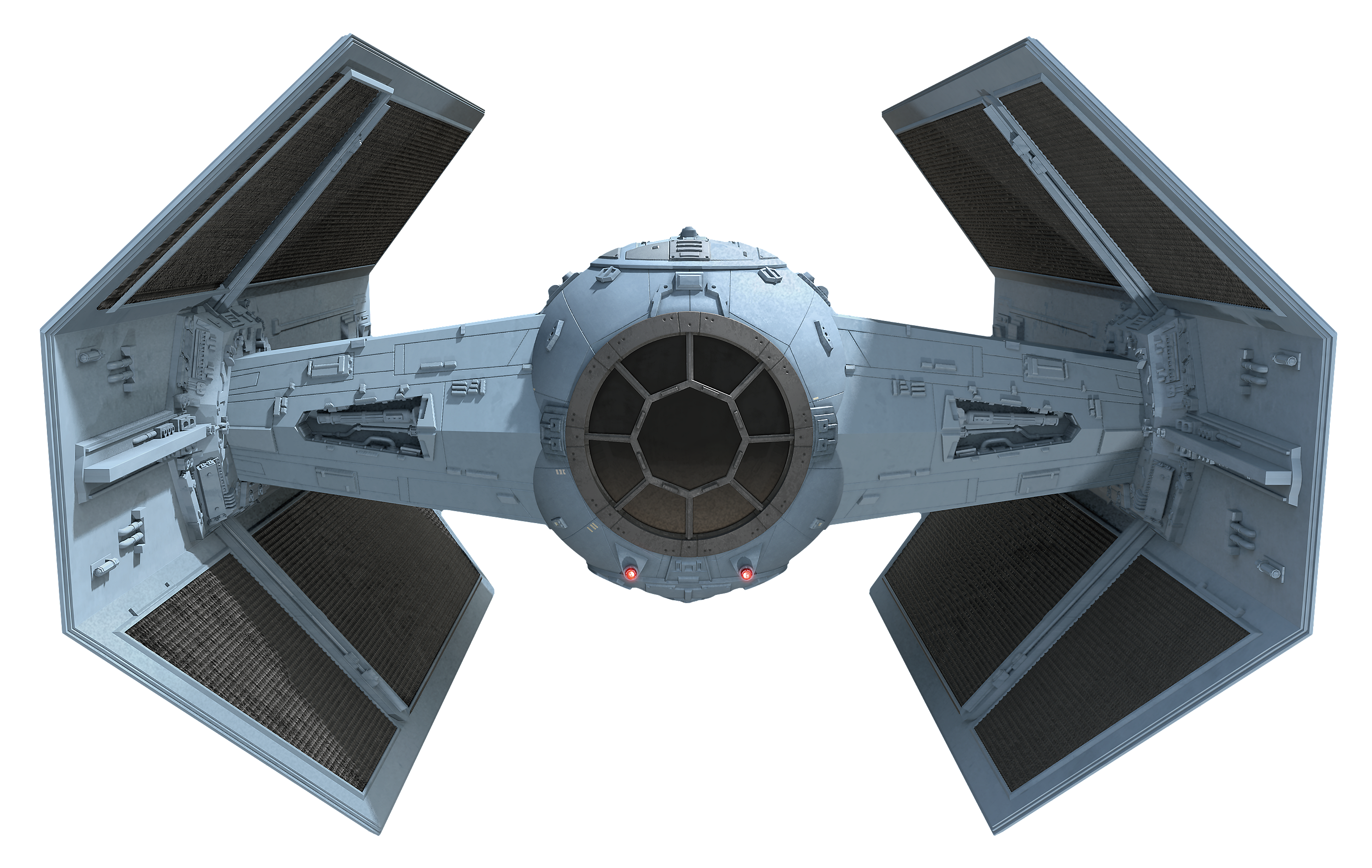 Guest post picking a bone with den of geek top 75 spaceships in movies and tv it rains - Vaisseau de dark vador ...