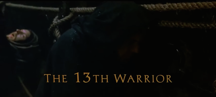 summary of 13th warrior The 13th warrior in 922 ad, an arab poet named ahmed is exiled and sent to the north as an emissary as punishment for his interest in another man's woman.