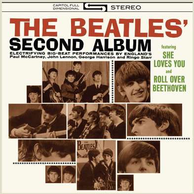 beatles-second-lp