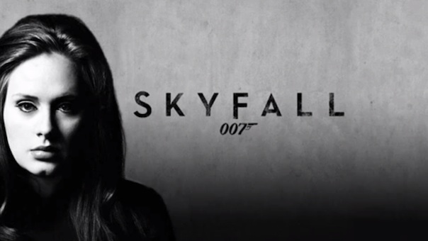 "Friday Song – ""Skyfall"" by Adele 