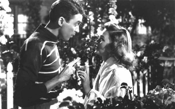 Favorite Scene: George Lassos the Moon – It's a Wonderful ...