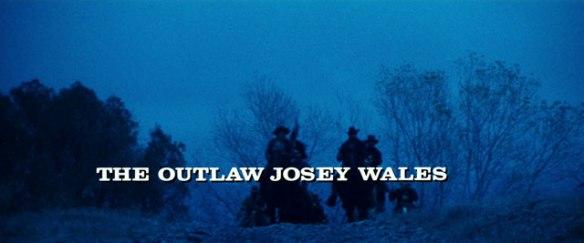Decades Blogathon – The Outlaw Josey Wales (1976)   It Rains