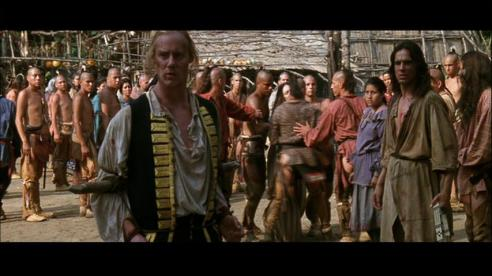 Last of the Mohicans Finale