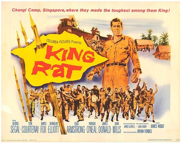King Rat (1965) | It Rains... You Get Wet